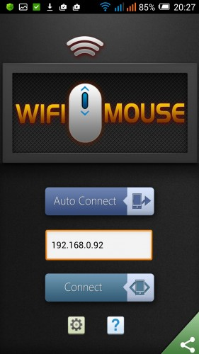WiFi Mouse HD 8