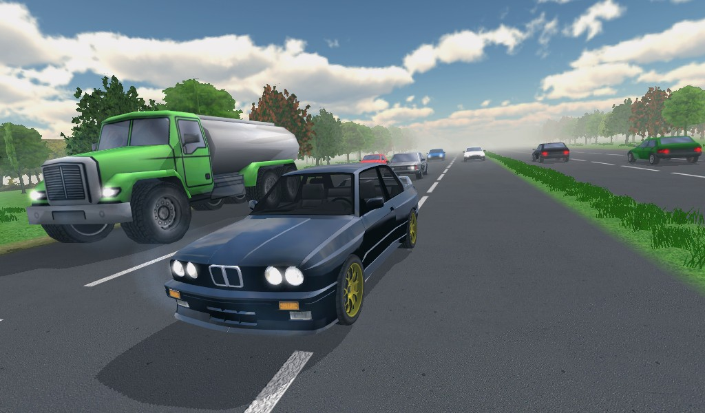 Russian Traffic Racer (alpha)