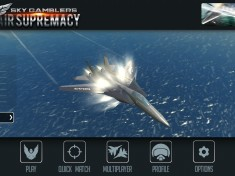 Скачать игру Sky Gamblers Air Supremacy 1