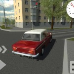 Скачать игру Russian Classic Car Simulator